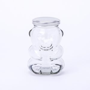 Glass Bear Jar