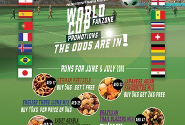 World Cup Fanzone Promotion