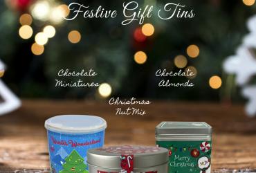 Festive Holiday Gift Snacks