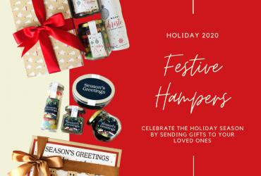 Festive Hampers 2020