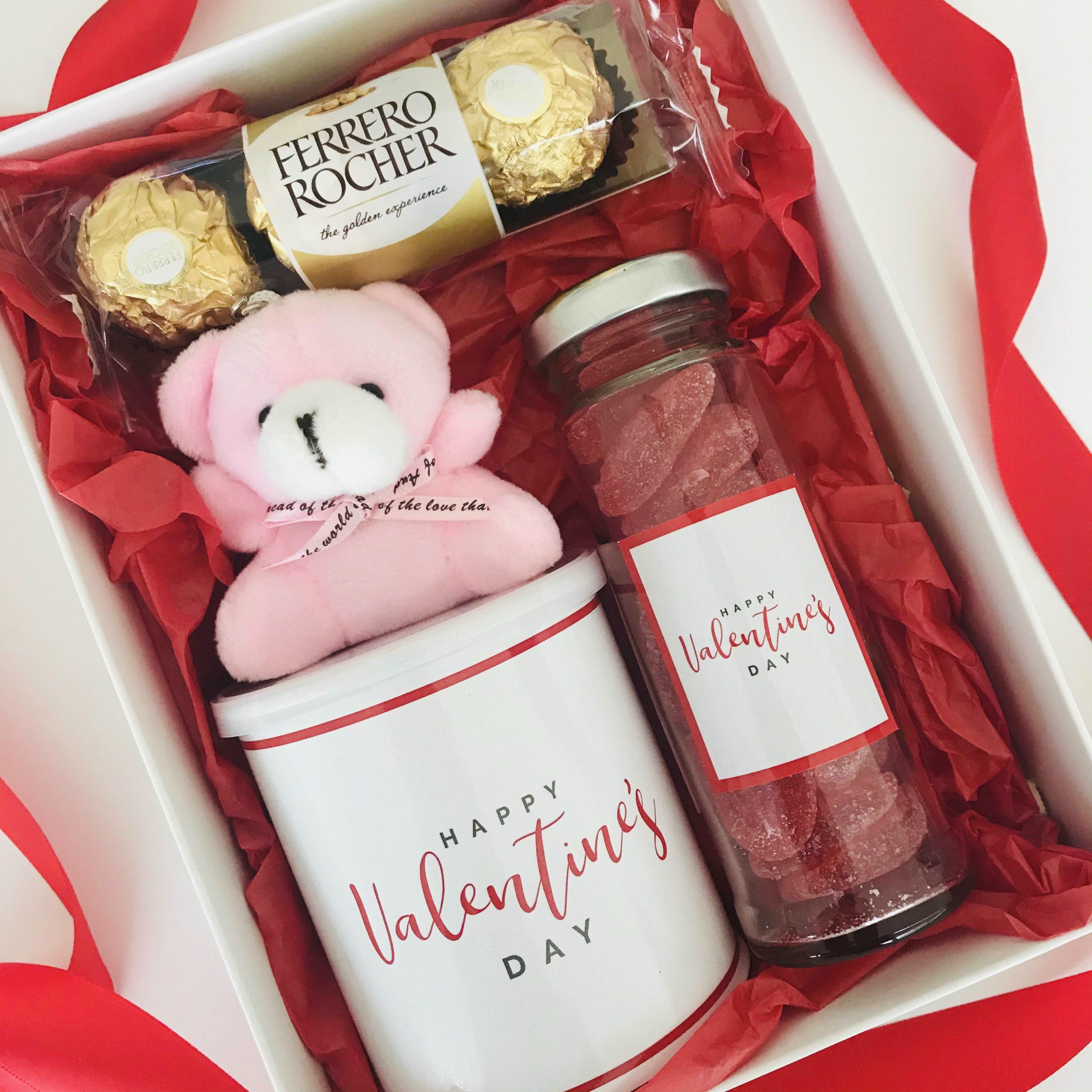 Be My Valentine Gift Box 1